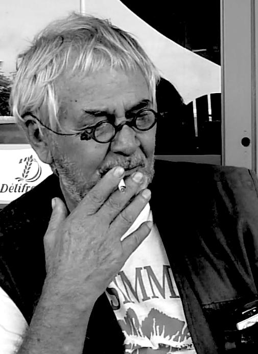 René van Nie in 2011 op Aruba © Aldo Paula voor BiosAgenda