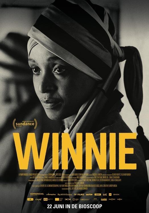 Winnie poster, © 2017 Periscoop