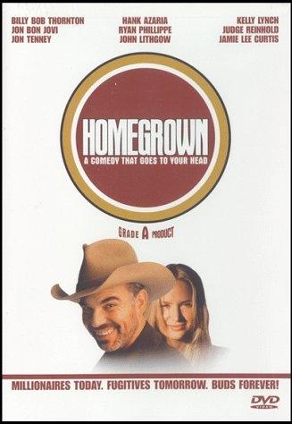Poster 'Homegrown' (c) 1998