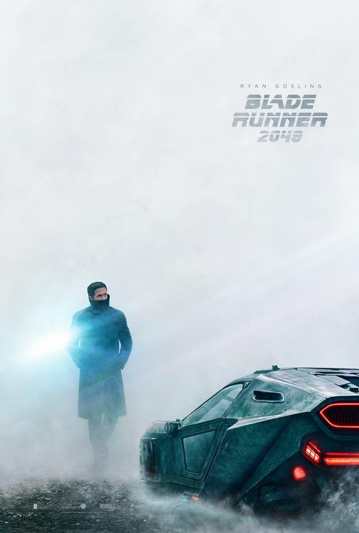 Blade Runner 2049 poster, © 2017 Universal Pictures International