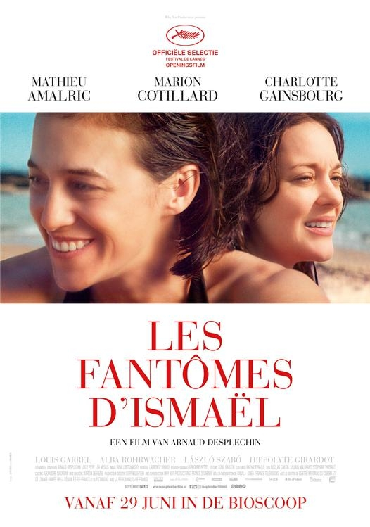 Les fantômes d'Ismaël poster, © 2017 September