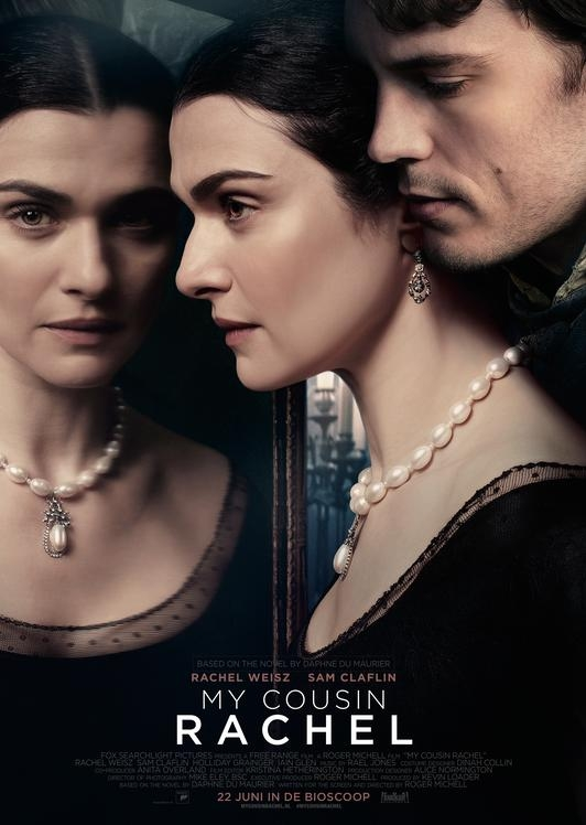 My Cousin Rachel poster, © 2017 20th Century Fox