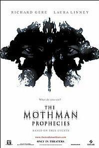 Poster 'The Mothman Prophecies' (c) 2002 Independent Films
