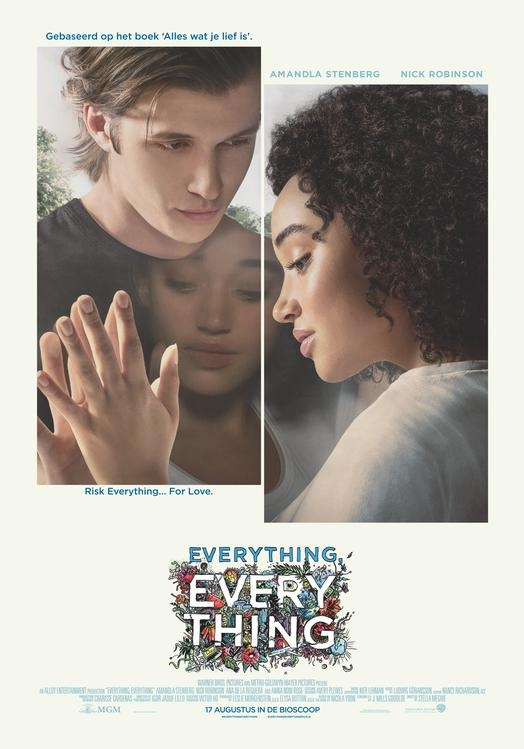Everything, Everything poster, © 2017 Warner Bros.