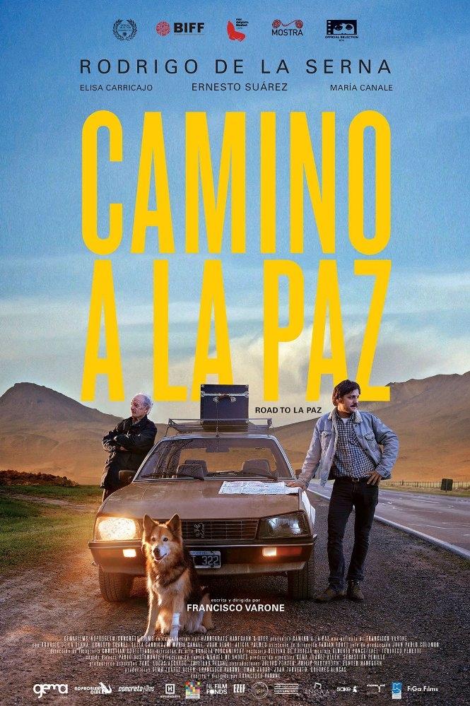 Camino a La Paz poster, copyright in handen van productiestudio en/of distributeur