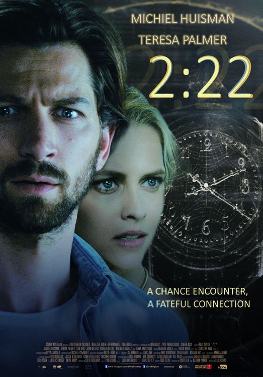 2:22 poster, © 2015 Entertainment One Benelux