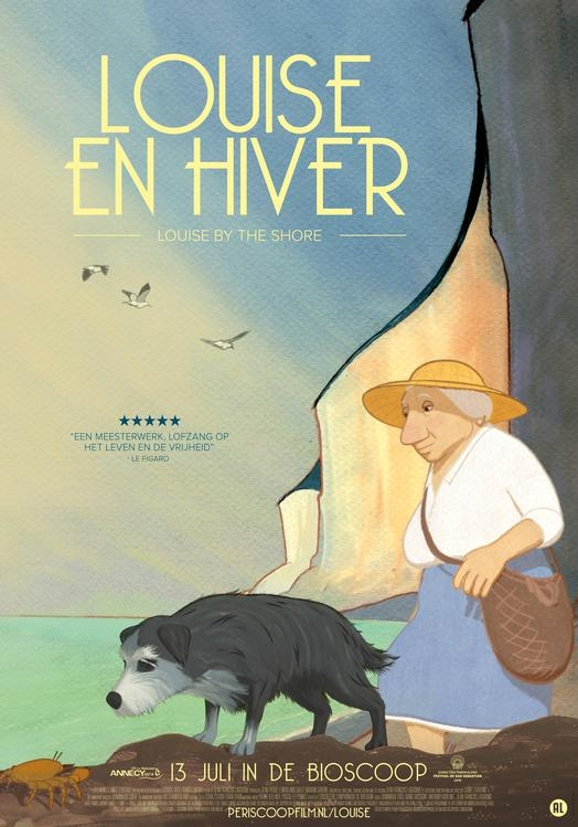 Louise en hiver poster, © 2016 Periscoop