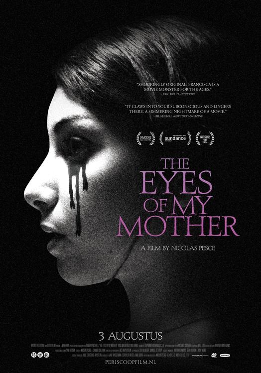 The Eyes of My Mother poster, © 2016 Periscoop