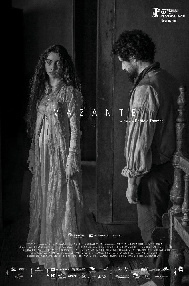 Vazante poster, © 2017 Amstelfilm