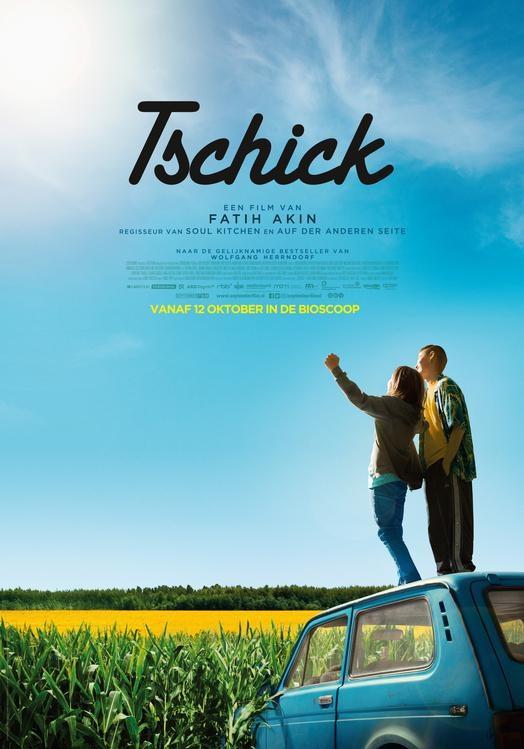 Tschick poster, © 2016 September