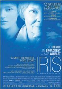 Poster 'Iris' (c) 2002 Paradiso
