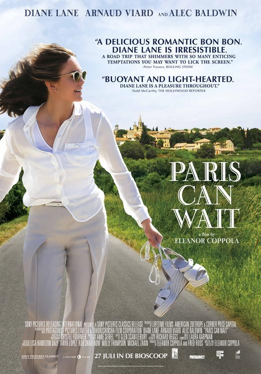 Paris Can Wait poster, © 2016 Universal Pictures International