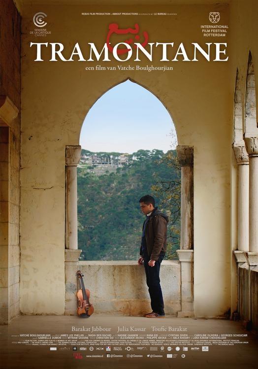 Tramontane poster, © 2016 Cinemien