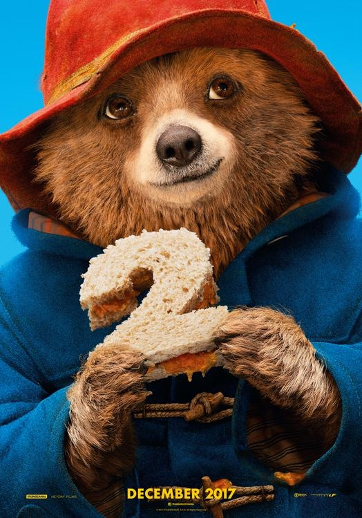 Paddington 2 poster, © 2017 Independent Films