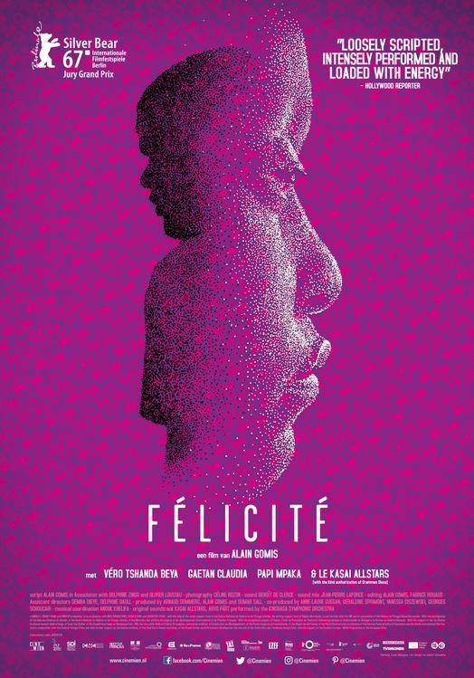 Félicité poster, © 2017 Cinemien