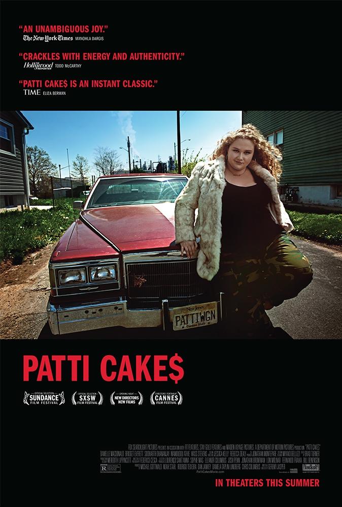 Patti Cake$ poster, © 2017 Cinéart