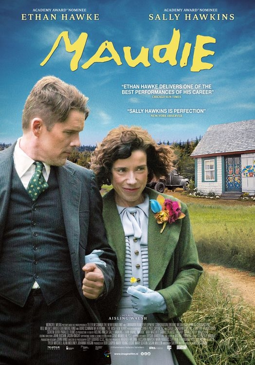 Maudie poster, © 2016 Imagine