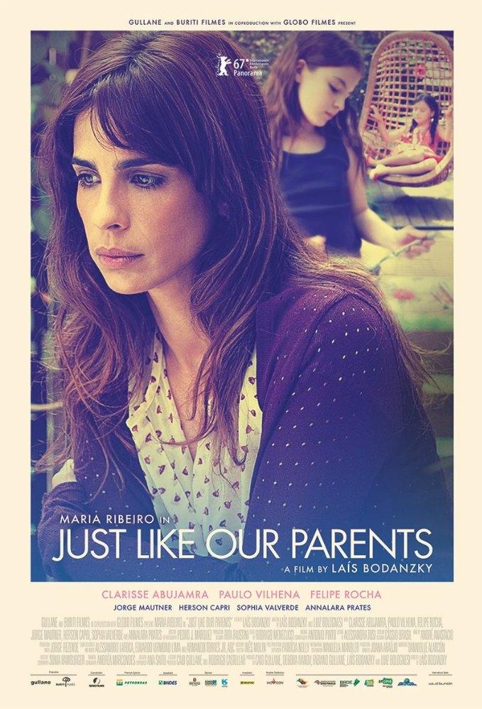Como Nossos Pais poster, © 2017 Imagine