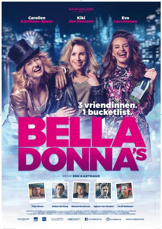 Bella Donna's poster, © 2017 Dutch FilmWorks