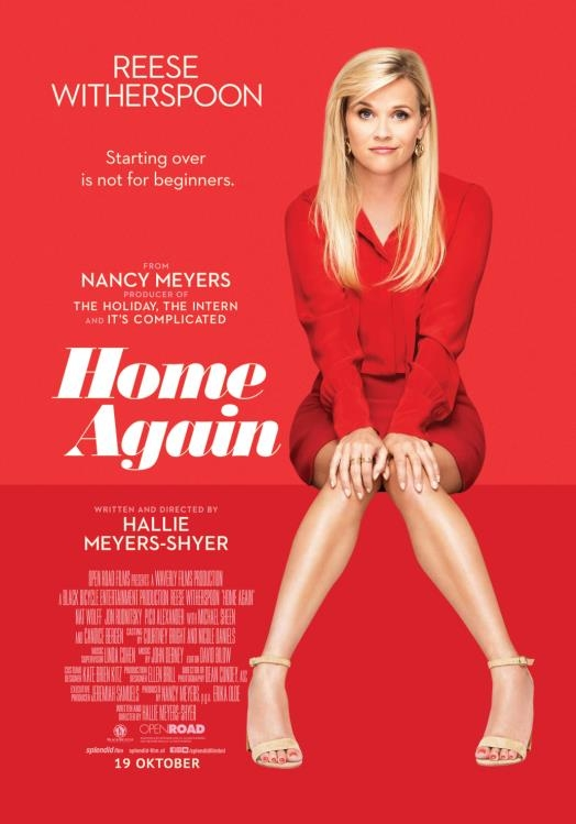 Home Again poster, © 2017 Splendid Film