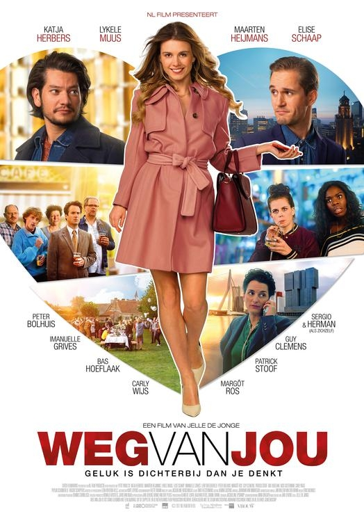 Weg van Jou poster, © 2017 Dutch FilmWorks