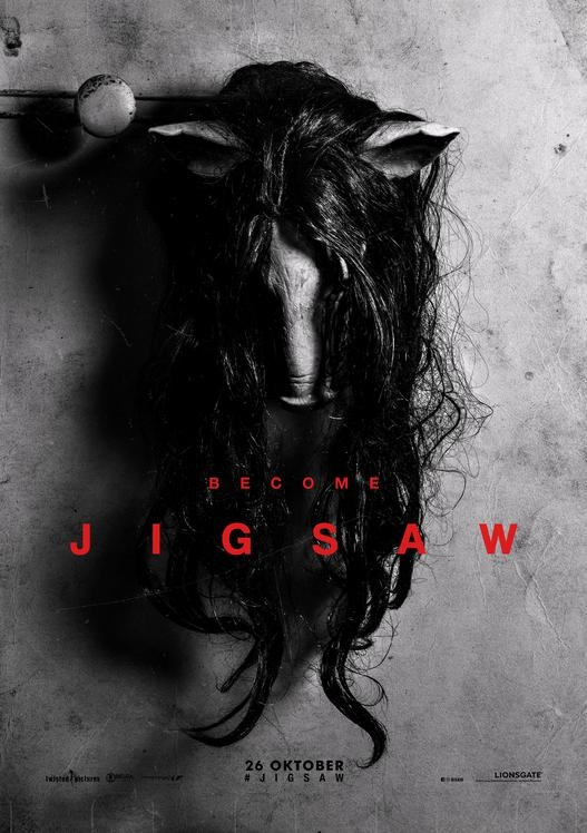 Jigsaw poster, © 2017 Independent Films
