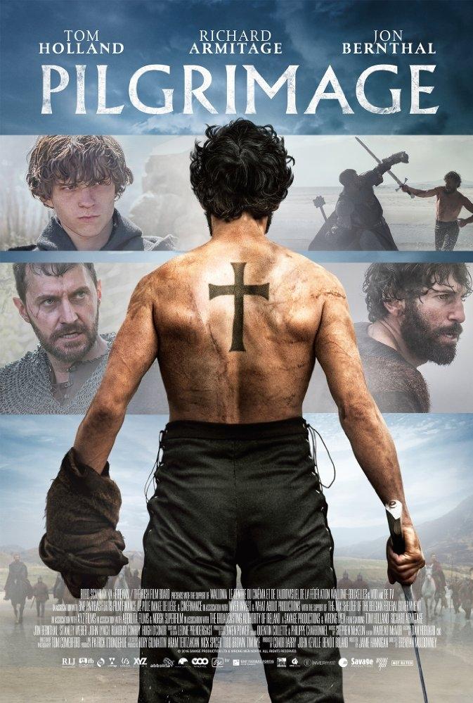 Pilgrimage poster, copyright in handen van productiestudio en/of distributeur