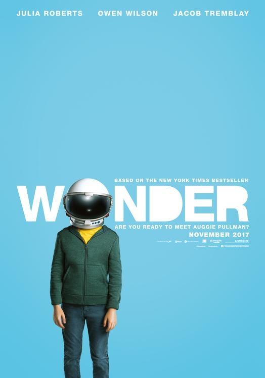 Wonder poster, © 2017 Independent Films