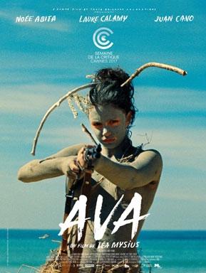Ava poster, © 2017 Amstelfilm