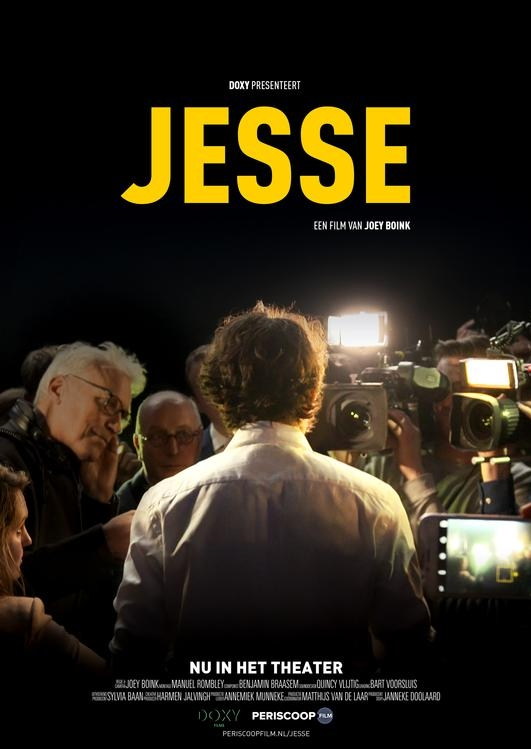 Jesse poster, copyright in handen van productiestudio en/of distributeur