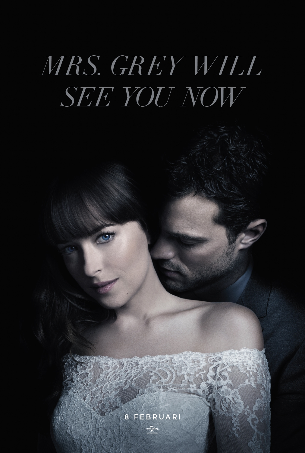 Fifty Shades Freed poster, © 2018 Universal Pictures International