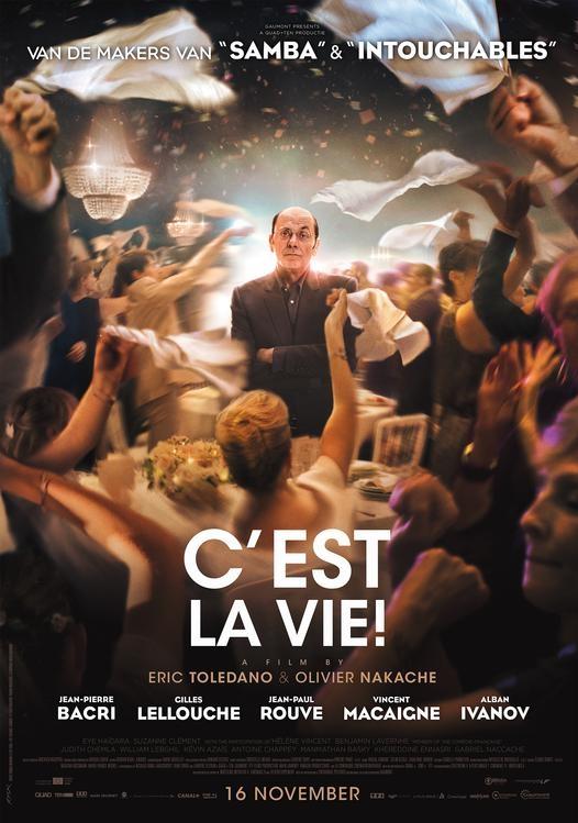 Le sens de la fête poster, © 2017 Independent Films