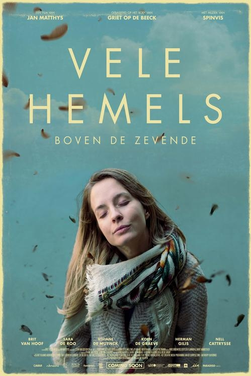 Vele Hemels poster, © 2017 Paradiso