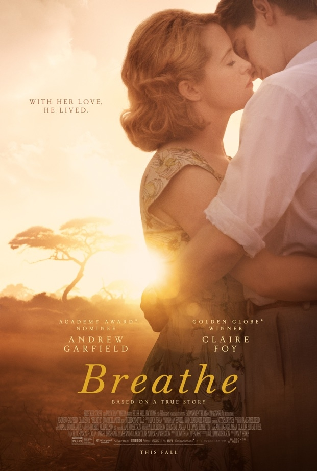 Breathe poster, © 2017 Splendid Film