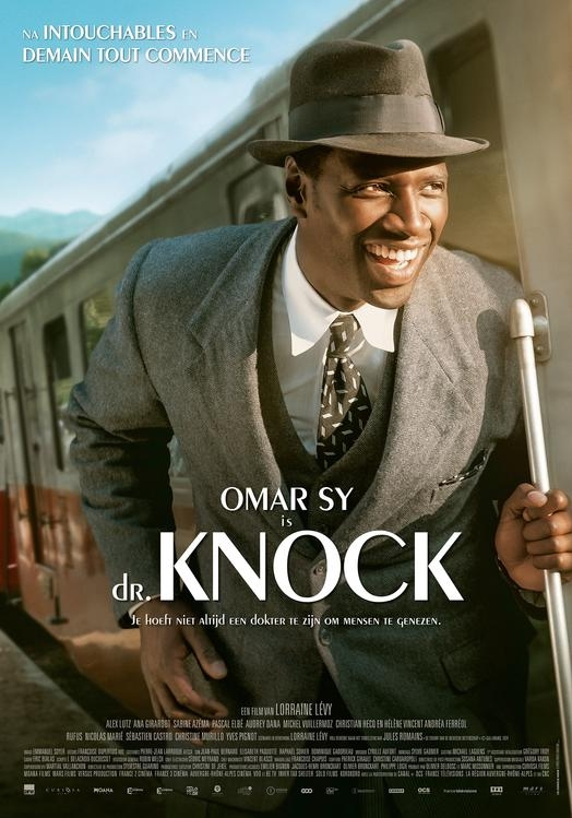 Knock poster, © 2017 Dutch FilmWorks