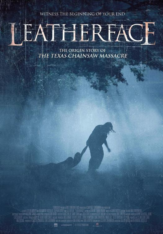 Leatherface poster, © 2017 Dutch FilmWorks