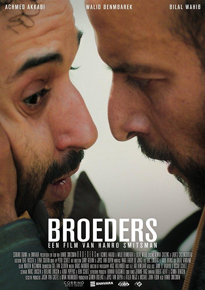 Broeders poster, copyright in handen van productiestudio en/of distributeur