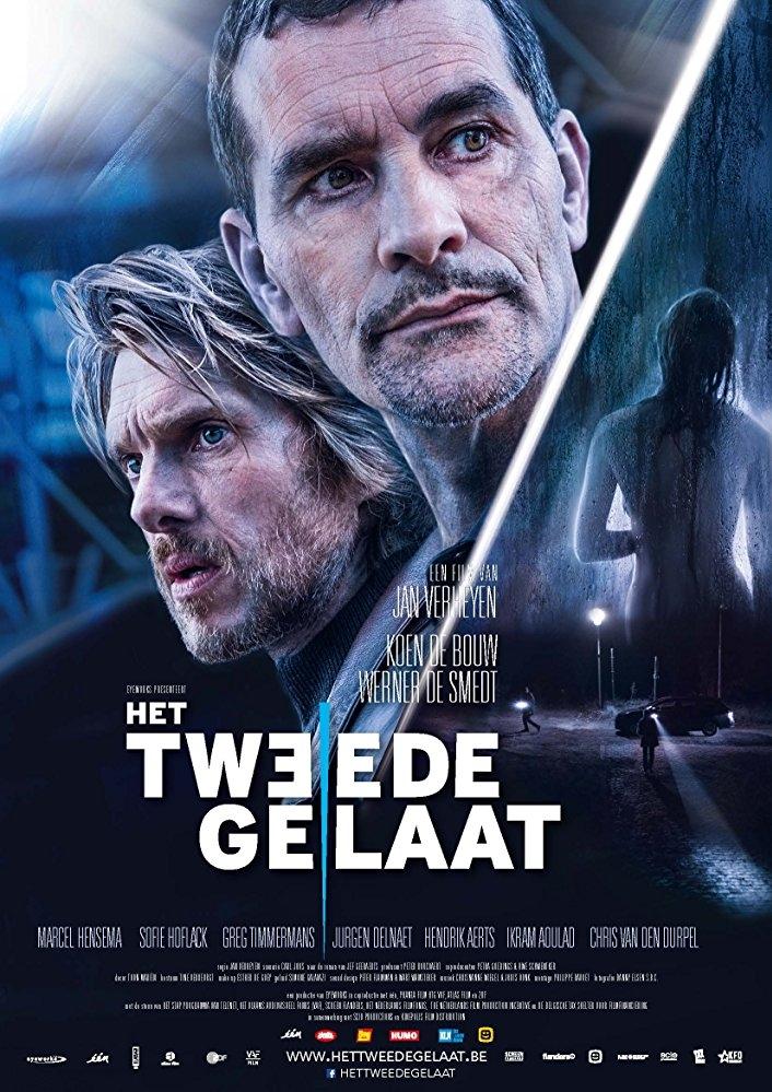 Het Tweede Gelaat poster, copyright in handen van productiestudio en/of distributeur