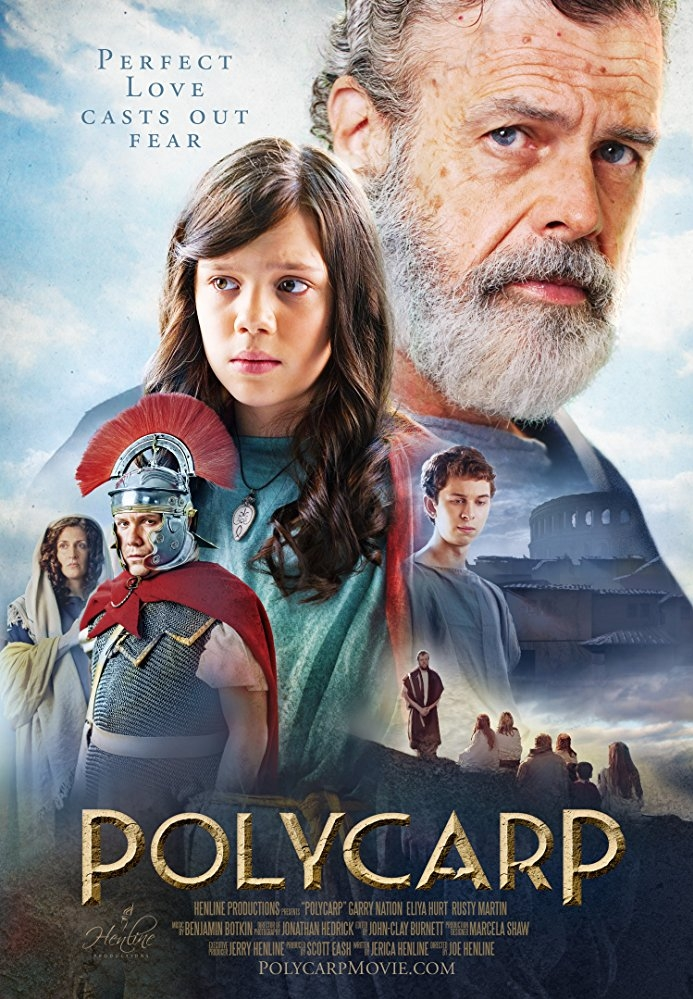 Polycarp poster, copyright in handen van productiestudio en/of distributeur