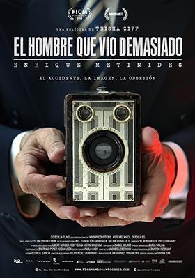 El hombre que vio demasiado poster, copyright in handen van productiestudio en/of distributeur