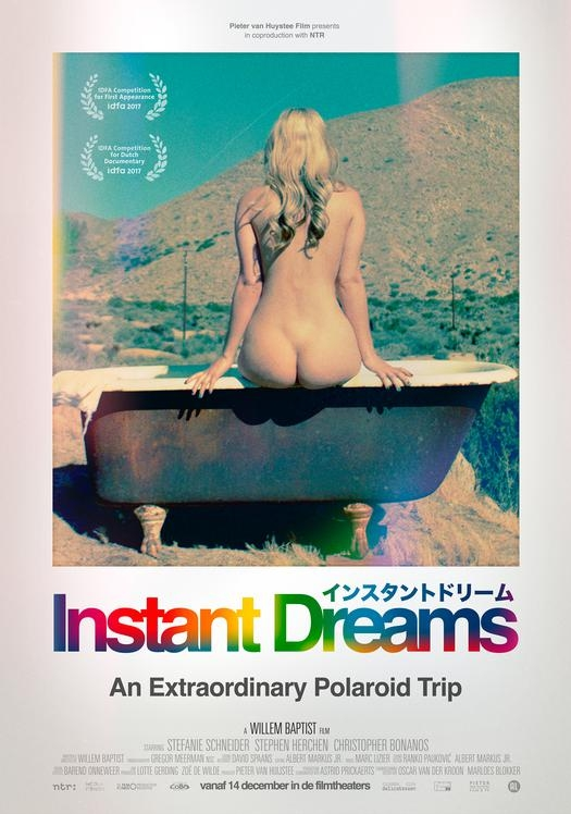 Instant Dreams poster, copyright in handen van productiestudio en/of distributeur