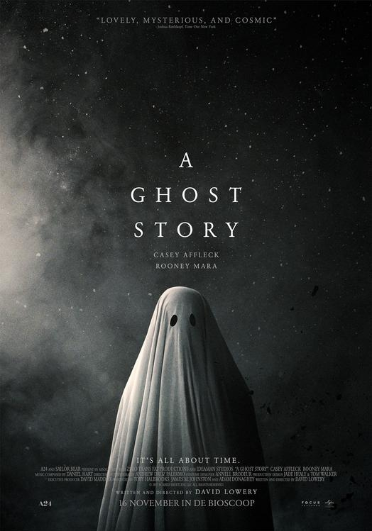 A Ghost Story poster, © 2017 Universal Pictures International