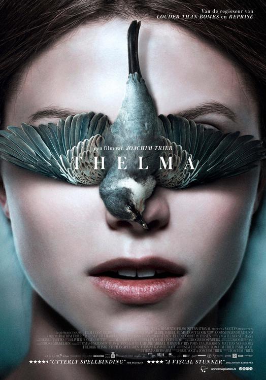 Thelma poster, © 2017 Imagine