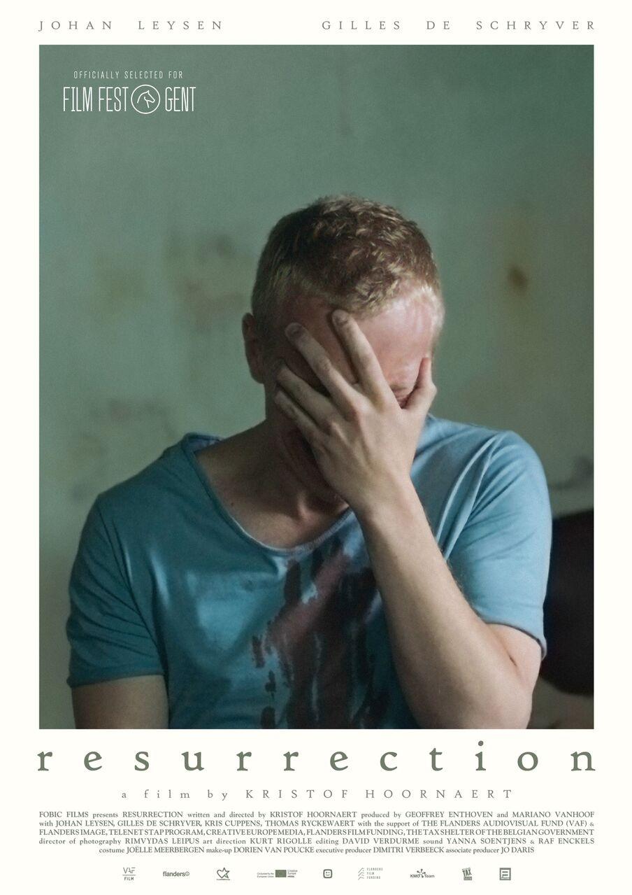Resurrection poster, copyright in handen van productiestudio en/of distributeur