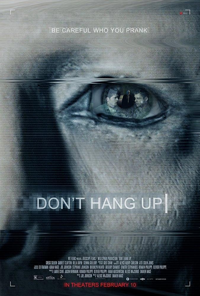 Don't Hang Up poster, copyright in handen van productiestudio en/of distributeur