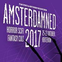 Amsterdamned 2017 poster, copyright in handen van productiestudio en/of distributeur