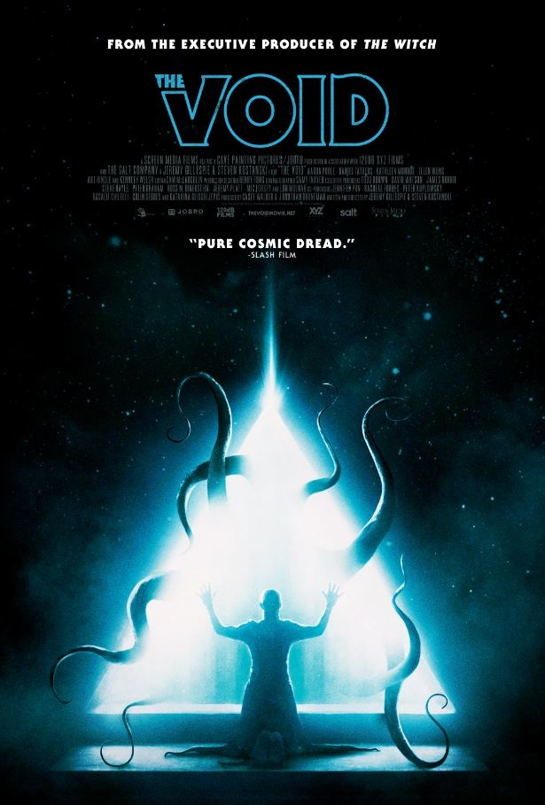 The Void poster, copyright in handen van productiestudio en/of distributeur