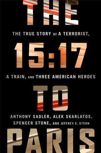 The 15:17 to Paris poster, © 2018 Warner Bros.