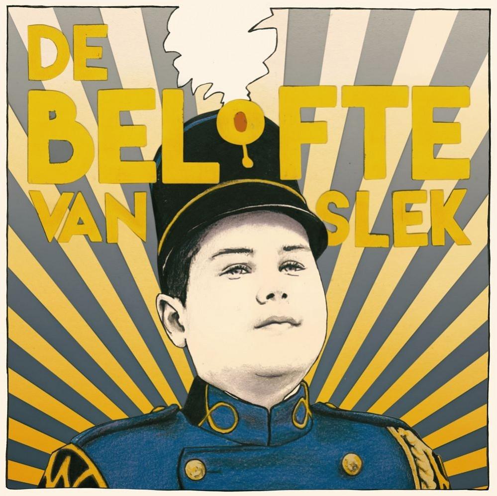 De belofte van Slek poster, copyright in handen van productiestudio en/of distributeur