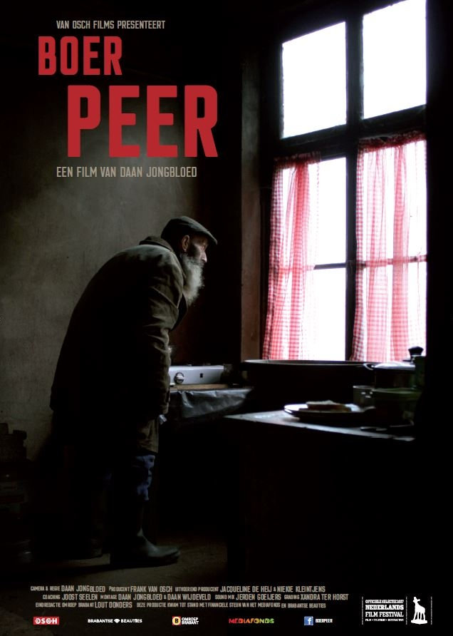 Boer Peer poster, copyright in handen van productiestudio en/of distributeur